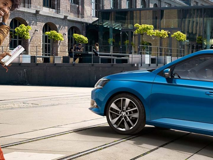 Is the 2017 Fabia the Best of the New Skoda Deals