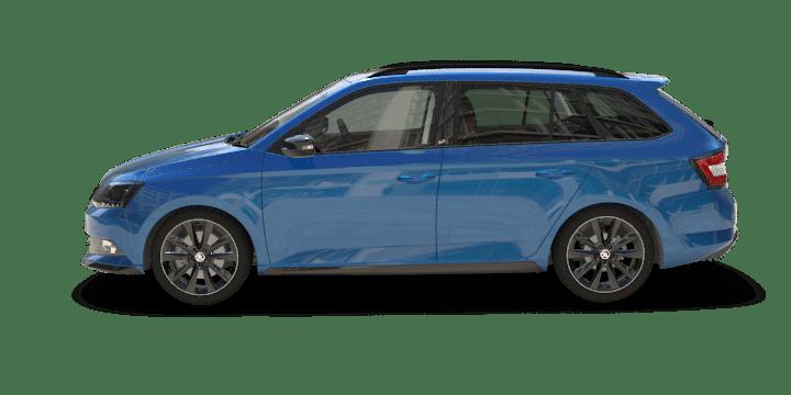 Skoda Fabia Wagon Car Model