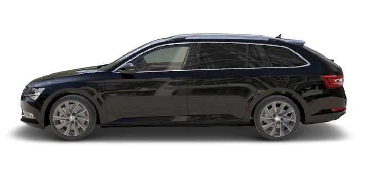 Superb Wagon Car Model
