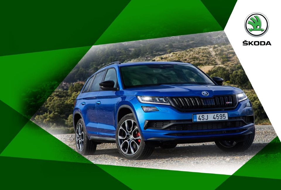 The New Kodiaq RS is here