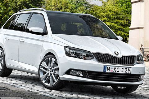 2015 skoda fabia wagon angles