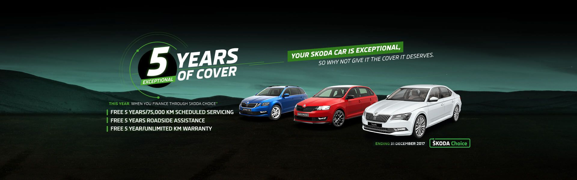 Skoda Car Benefits