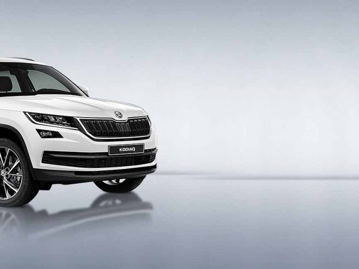 Meet the Skoda Kodiaq's New Baby Brother the Karoq