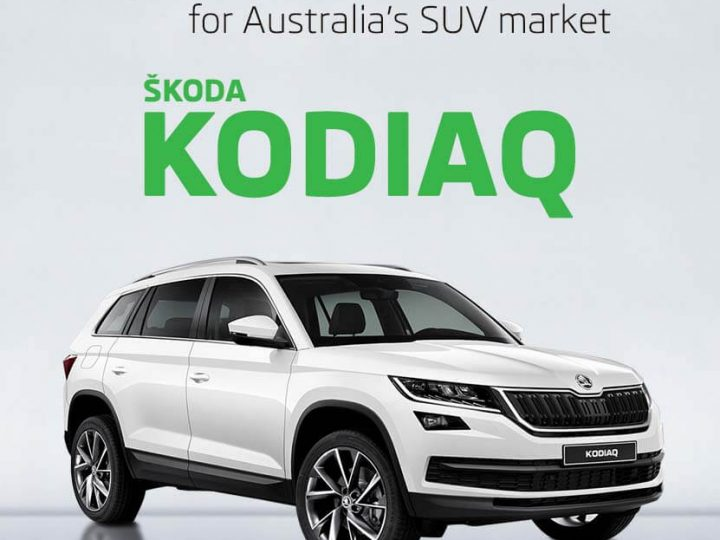 The Skoda Kodiaq 132 TSI: Part of the New Skoda Cars Lineup
