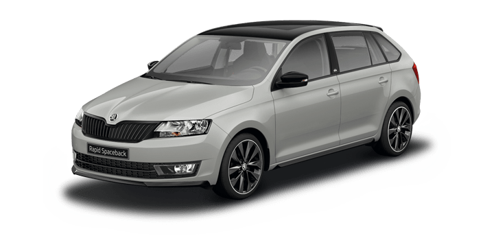 The 2019 Skoda Rapid Replacement Named and Previewed