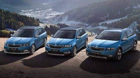 Skoda Cars offer and promo