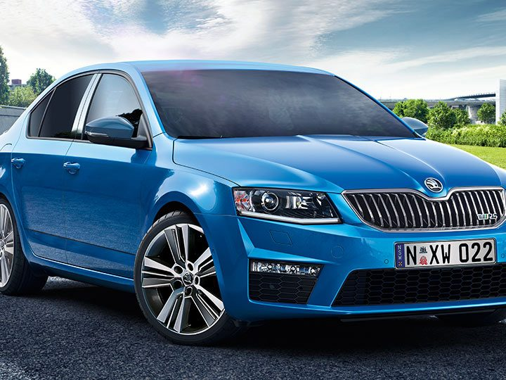 The Skoda Octavia RS Wagon vs. Renault Megane GT Wagon