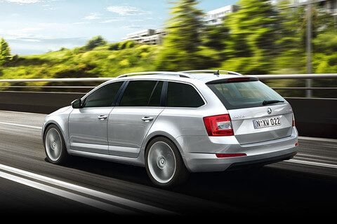 The Skoda Octavia Wagon Affirmation