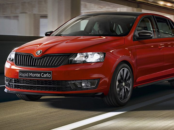 More Details on the 2018 Skoda Rapid Spaceback