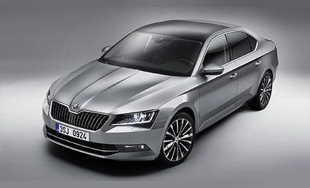 skoda superb 2016 model profile