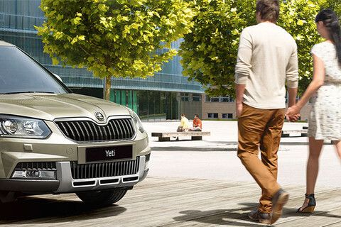 The 2018 Karoq (the Skoda Yeti's Replacement) Revealed