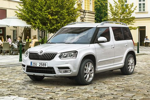 Skoda Yeti for Sale in Perth