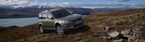 Skoda YetiOutdoor Technology