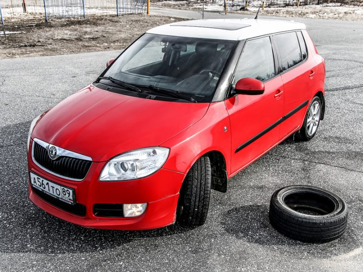 How to Check Your Skoda Fabia Tyres