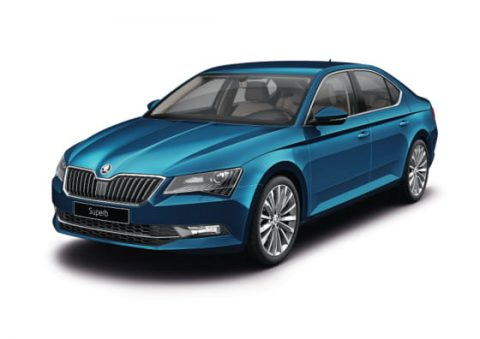Skoda Superb Test Drive