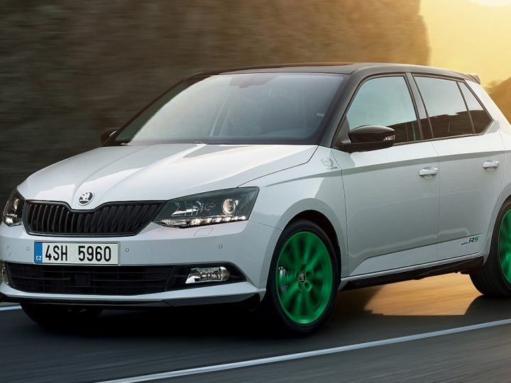 2018 Skoda Fabia Car Revealed Ahead of Geneva Show