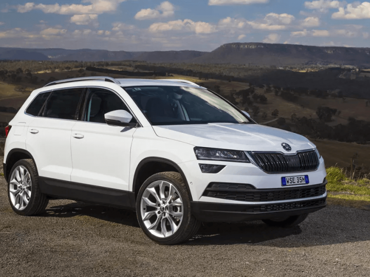 A Brief 2019 Skoda Karoq 110TSI Review
