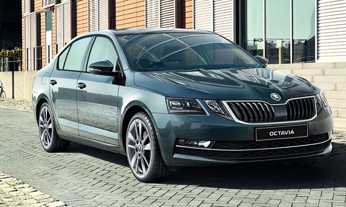 Active Info Display for the Skoda Octavia in Q4?