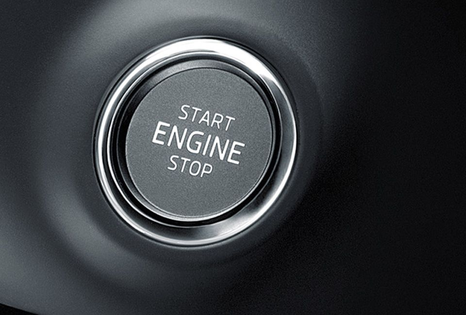 ŠKODA OCTAVIA ADVANCED KEYLESS ENTRY