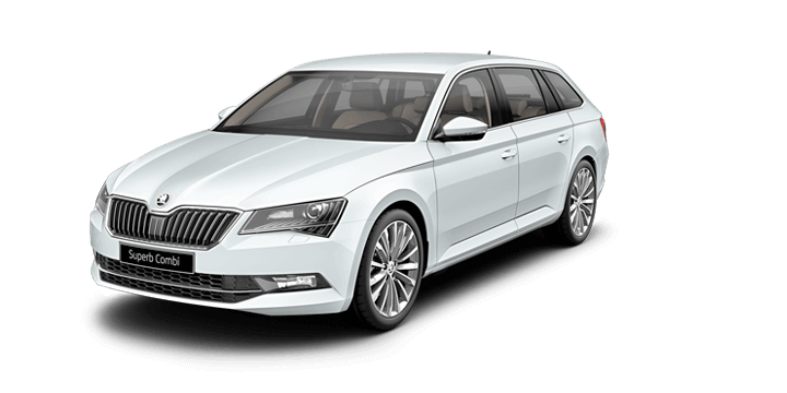 ŠKODA Superb Wagon