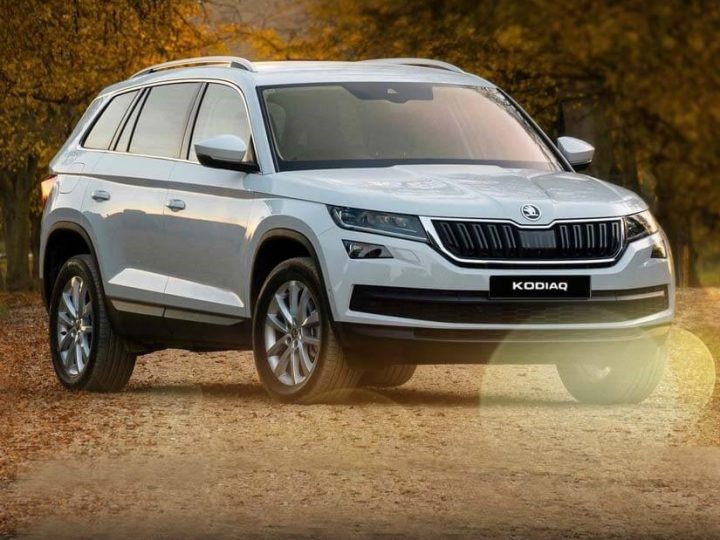 The Skoda Kodiaq Boosts 2018 Sales Figures