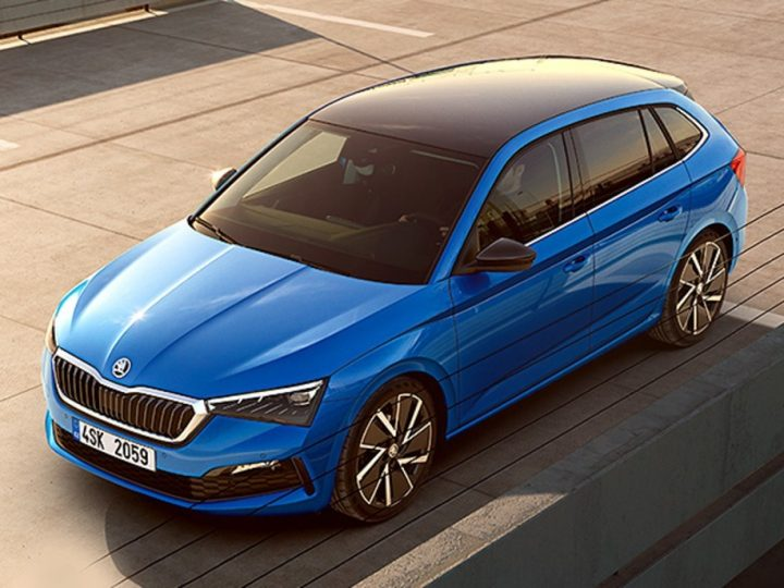 2019 Skoda Rapid Replacement Unveiled