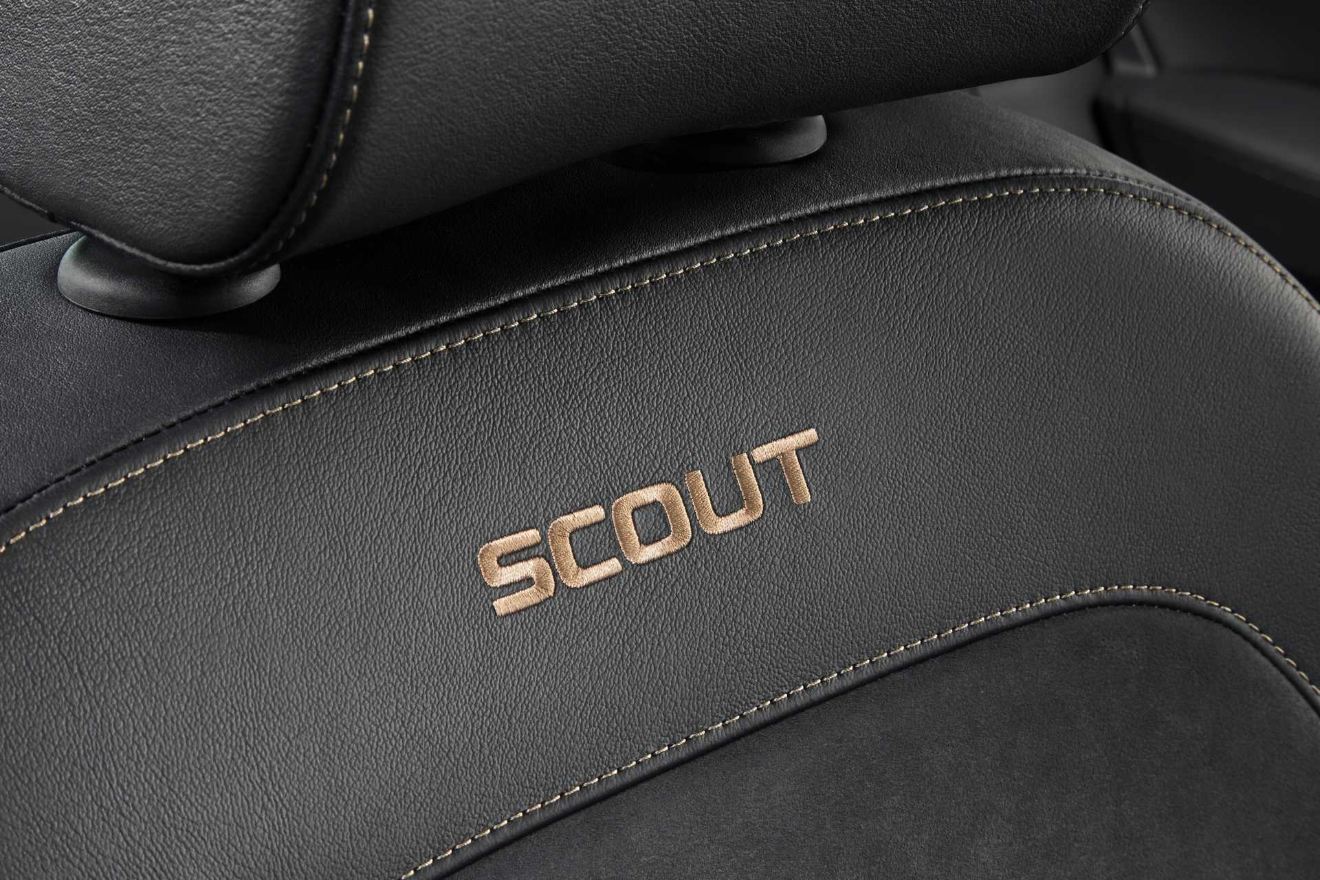 Skoda Superb Scout Luxury