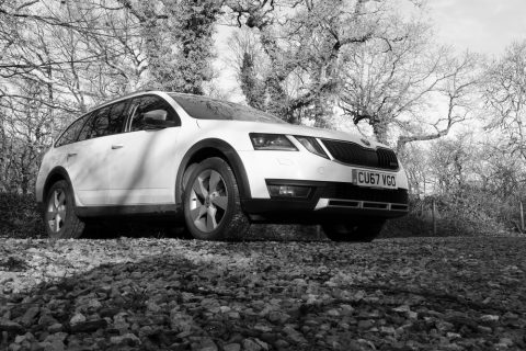 The Next Gen 2020 Skoda Octavia Estate