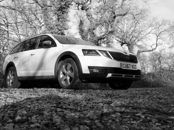 The Next-Gen 2020 Skoda Octavia Estate