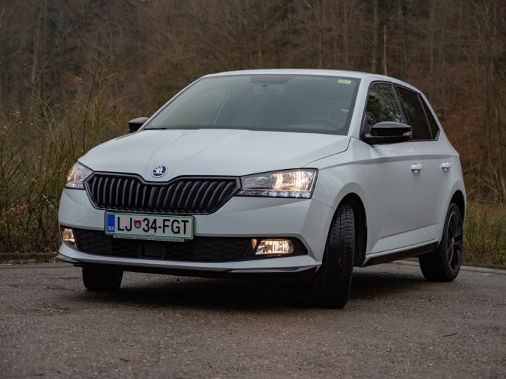 The Third Generation Skoda Fabia – Is It Any Good?