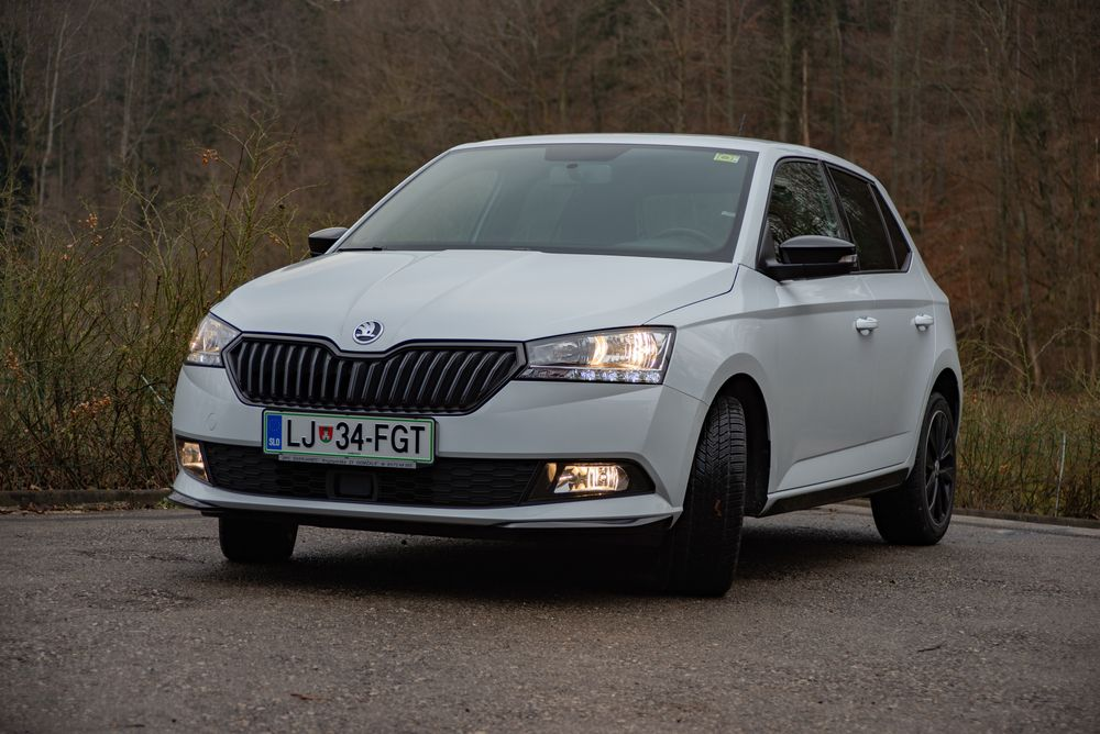 The Third Generation Skoda Fabia Is It Any Good