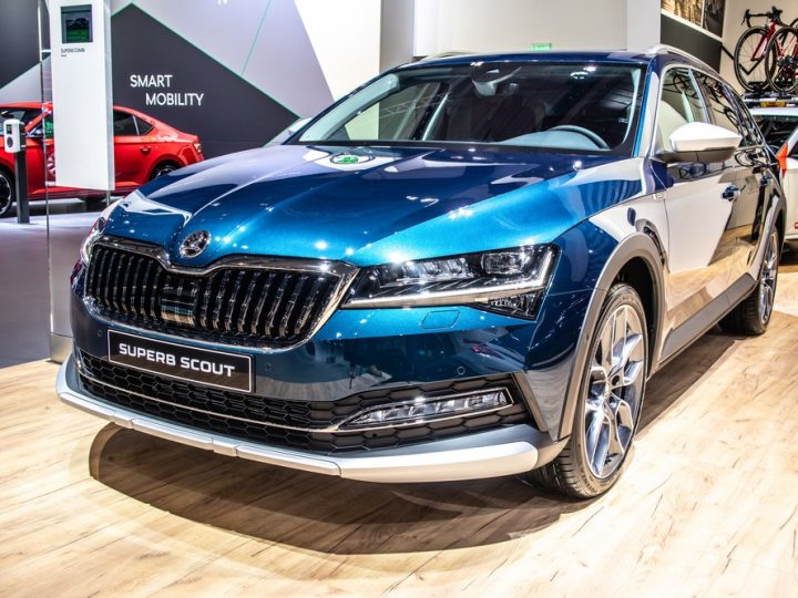 Perth City Skoda's 2020 Superb Facelift Revealed for Q3 Release