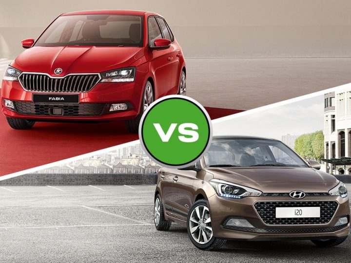 The Skoda Fabia vs Hyundai i20. Battle Of The Best.