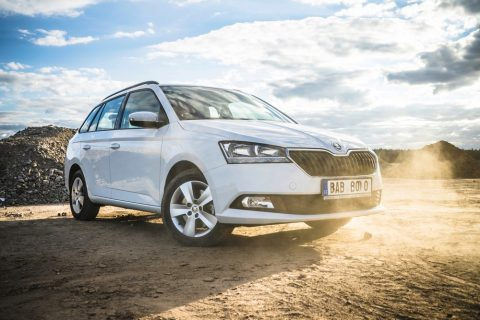 Skoda Fabia - This Is The Best First Car You've Been Dreaming About.