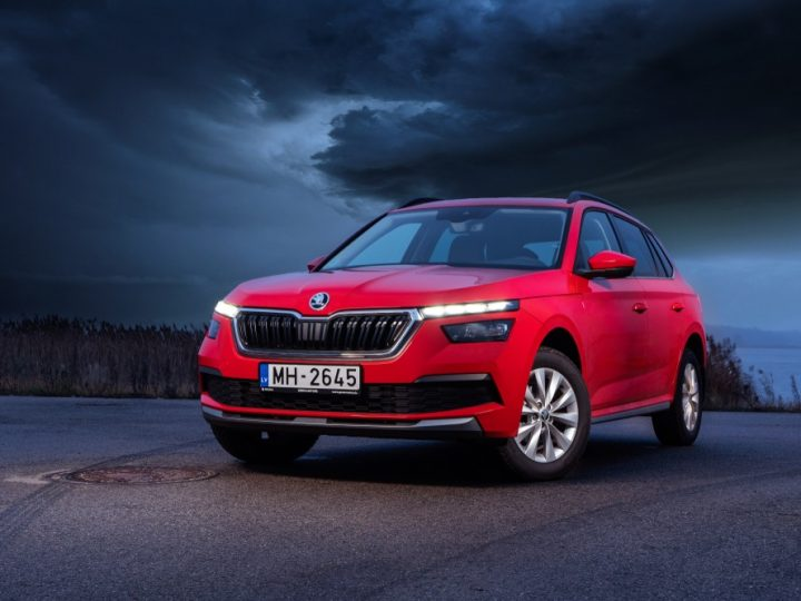Luxurious and Capable. The Ultimate Skoda Kamiq Review