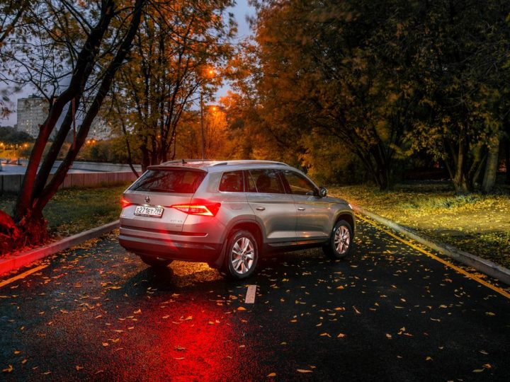 How Skoda Kodiaq Specs make it a winning icon