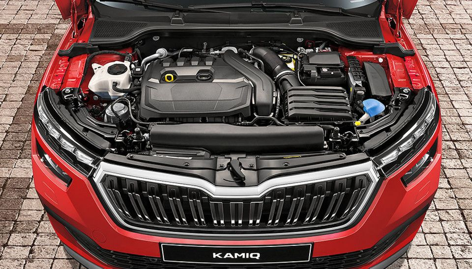 KAMIQ Engine Features