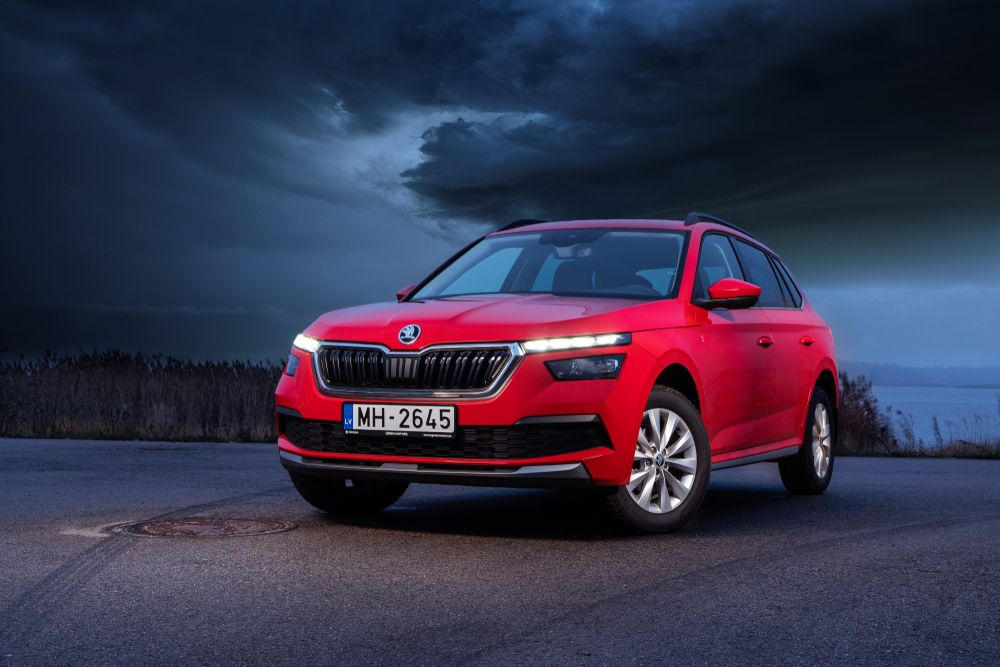 Be cleverer and escape the mainstream. Skoda Kamiq's tech specs unpacked.