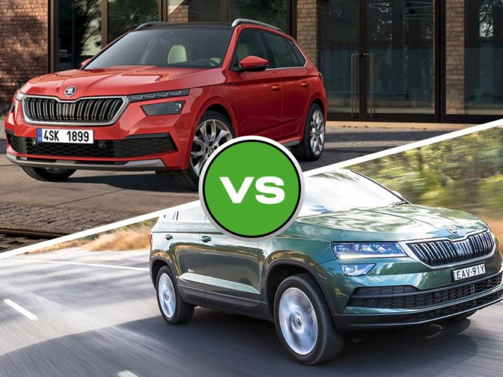 How to choose a remarkable crossover SUV and never look back. Skoda Kamiq vs Skoda Karoq.