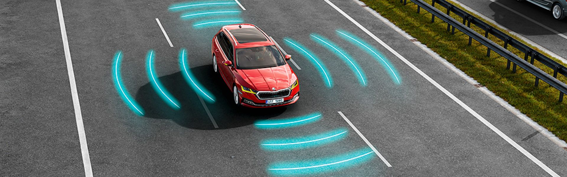 ŠKODA OCTAVIA Emergency Assist