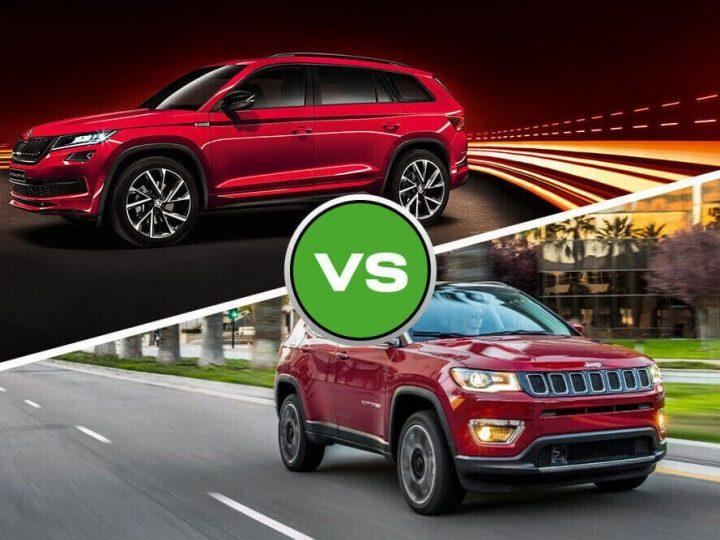 Skoda Kodiaq vs Jeep Compass – which SUV reigns supreme?