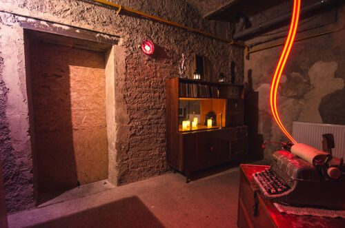 Try an escape room